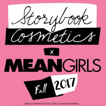 "Storybook Cosmetics announced their ""Mean Girls"" collaboration, and it's so fetch"