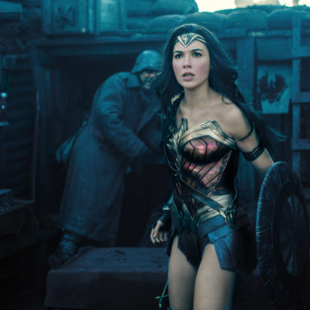 """Austin's Mayor responded *perfectly* to a dude about the women-only screening of """"Wonder Woman,"""" because not all heroes wear capes"""