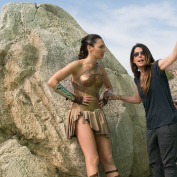"""""""Wonder Woman"""" director Patty Jenkins just wanted to direct a hero trying to be a hero, and we love her for that"""
