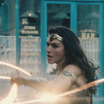"""Joss Whedon had the best clapback to anyone still mad about the women's only screening of """"Wonder Woman"""""""