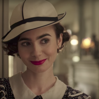 This F. Scott Fitzgerald novel is becoming a TV show, and Lily Collins is in!