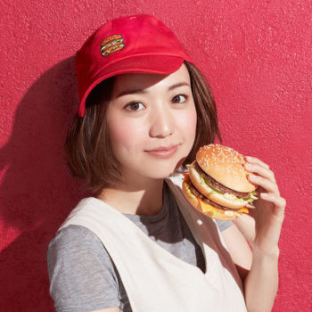 This Japanese brand released a line of McDonald's-inspired fashion, and ba-da-ba-ba-ba, we're loving it