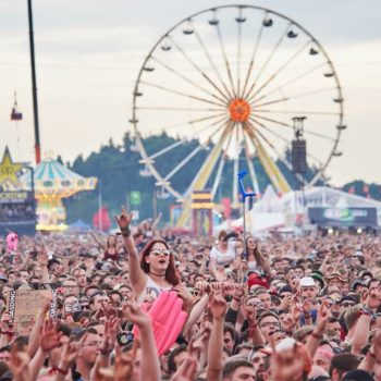 A music festival in Germany had to be evacuated because of a terror threat