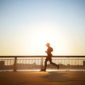 Science might be about to make running easier, and yes, please, do that