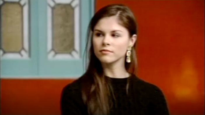 Emily Weiss on the Hills.