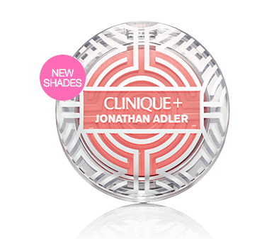 Clinique and Jonathan Adler Collection Cheek Pop
