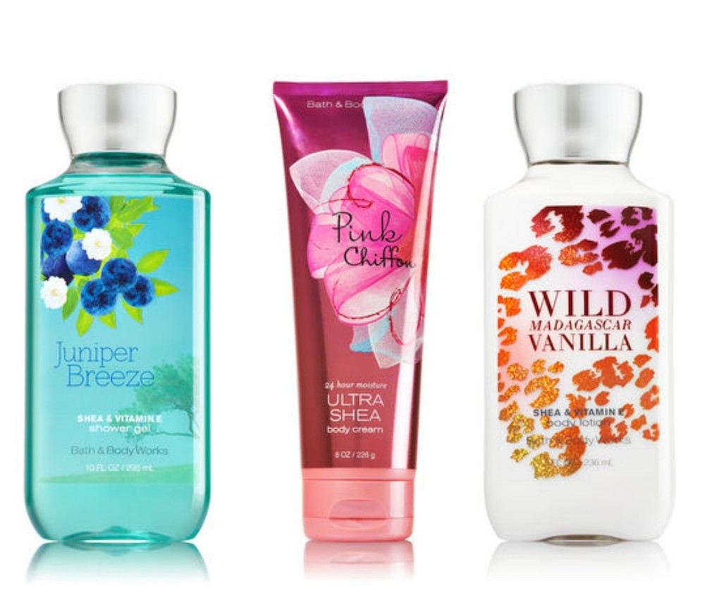 Bath And Body Works Is Having Their Semi Annual Sale And