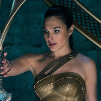 Wonder Woman's going to bring the fight to America if there's a sequel