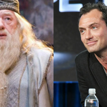 """""""Fantastic Beasts"""" is casting teenage Dumbledore, wants to prove he was a babe at every age"""
