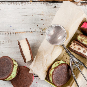 Trader Joe's new brownie ice cream sandwiches will be your staple food diet this summer