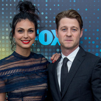 """Congratulations are in order! """"Gotham's"""" Benjamin McKenzie and Morena Baccarin are married!"""