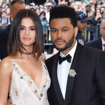 The Weeknd just posted the most simple and loving message to Selena Gomez