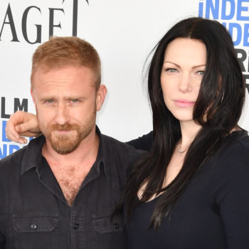 Laura Prepon showed off her baby bump on the red carpet with fiancé Ben Foster