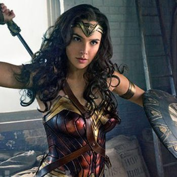 """""""Wonder Woman"""" just broke *another* huge record, and let's keep this up"""