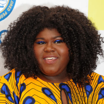 """Gabourey Sidibe doesn't want congratulations for her weight loss: """"My body actually has nothing to do with you"""""""