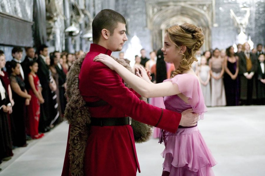 You can now buy Hermione's Yule Ball gown from <em>Harry Potter</em>