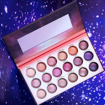 BH Cosmetics is launching a new galaxy-inspired eyeshadow palette, and it's out of this world
