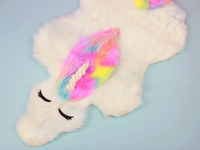 This Diy Unicorn Rug Is Basically The Magic Carpet You Ve