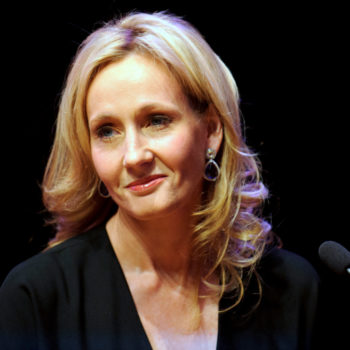 J.K. Rowling just got real about using sexist insults, and you need to read her words