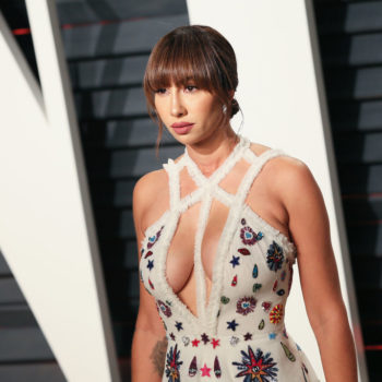 """""""OITNB"""" star Jackie Cruz rocked a brand new curly hairstyle, and we're obsessed"""
