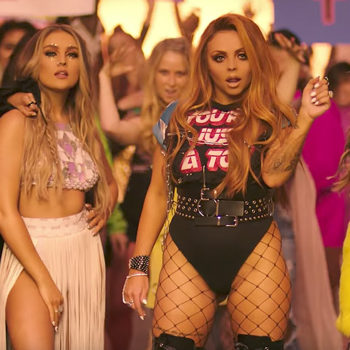 """Little Mix's new music video is all about """"Power"""" (and features their mamas)"""