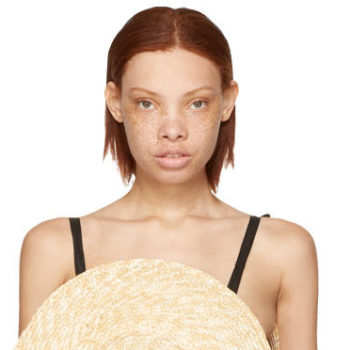This straw hat dress will cost you thousands of dollars