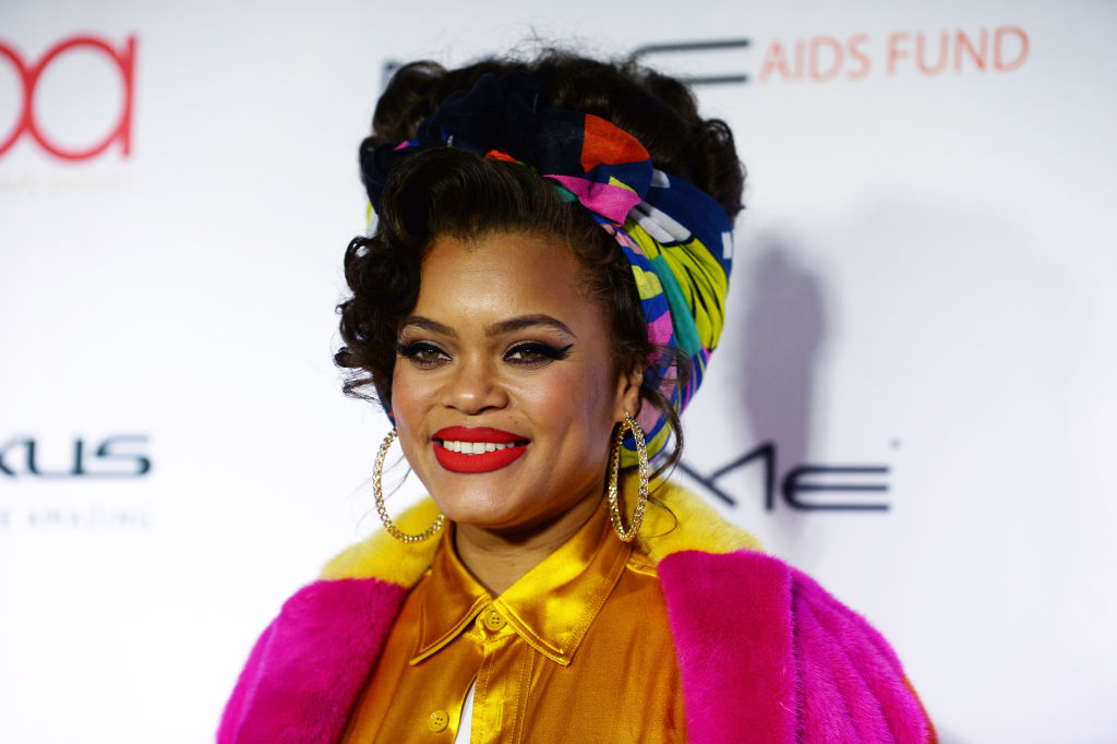 Andra Day Made Fringed Culottes Look Cool Af And Now We