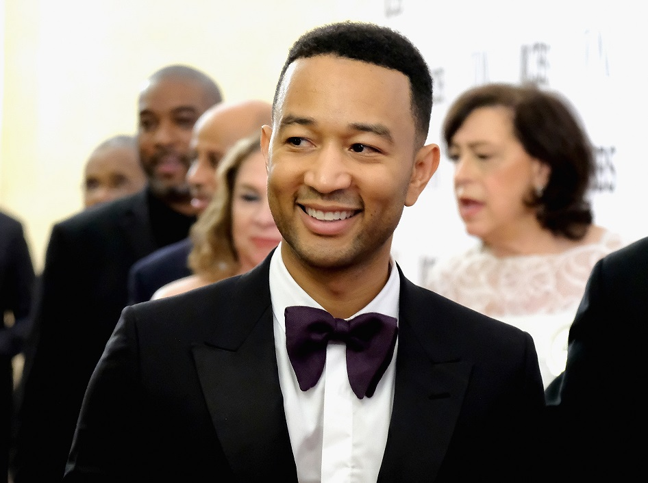 This is the last award John Legend needs to have an EGOT