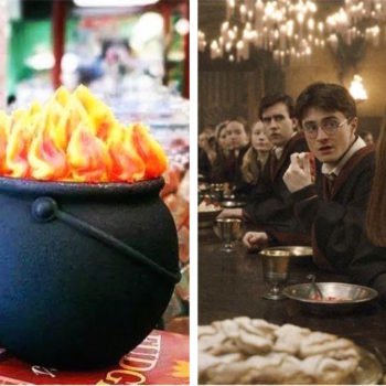 The internet is going mad over the cauldron cakes at Harry Potter World