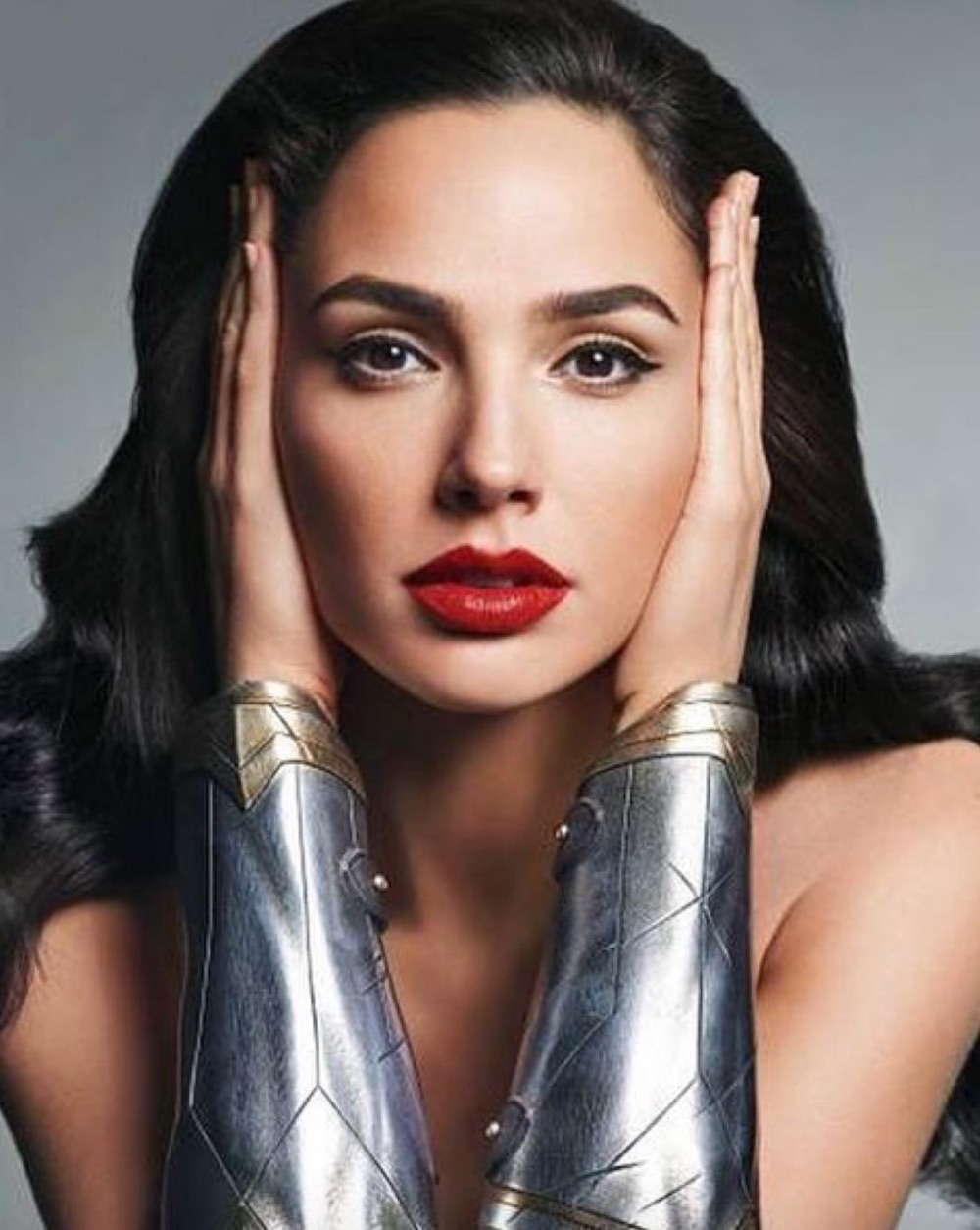 images Gal Gadot Hair Is Trendy Superpower