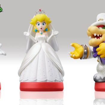 Nintendo announced new wedding-themed amiibo, aka the greatest cake toppers ever