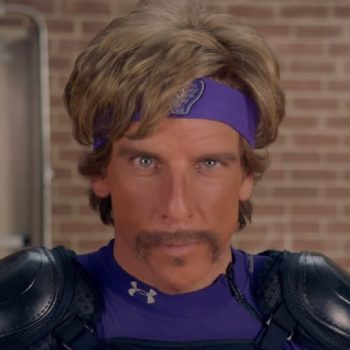 "All our favorite ""Dodgeball"" characters came back for this hilarious short"