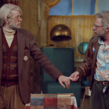 """John Mulaney and Nick Kroll had to jump through *so* many hoops to get their understudies for """"Oh, Hello"""" approved"""