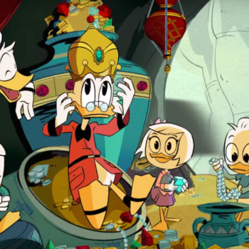 """The new """"DuckTales"""" opening credits are here, and I can't stop crying because the nostalgia is TOO REAL"""