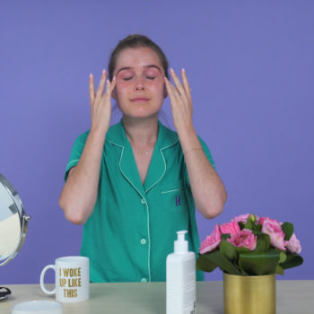 5 Face Massage Moves To Wake Your Face Up
