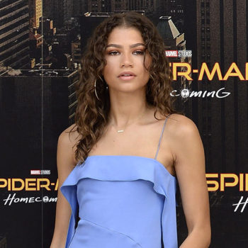 Rihanna gave Zendaya some shoes a year ago, and she finally wore them for this reason