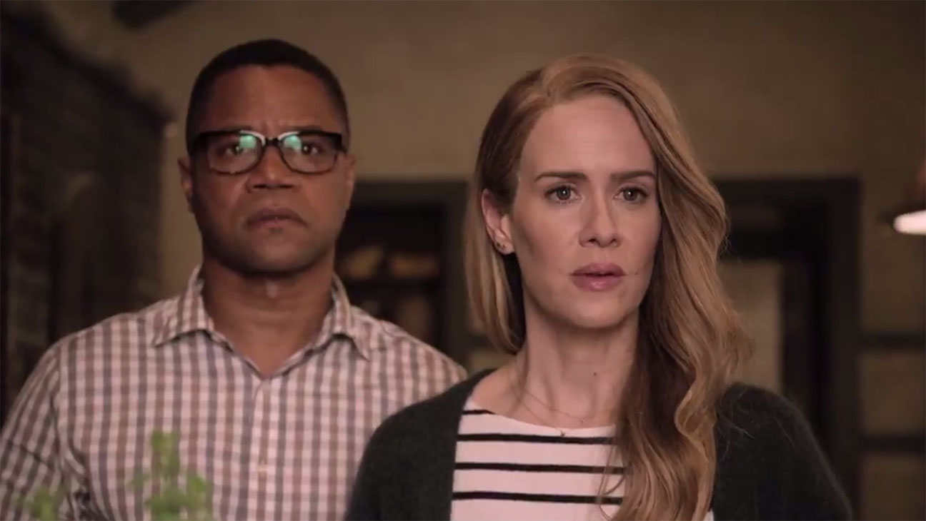 Sarah Paulson compared acting on Ryan Murphy's shows to being faithful to your spouse
