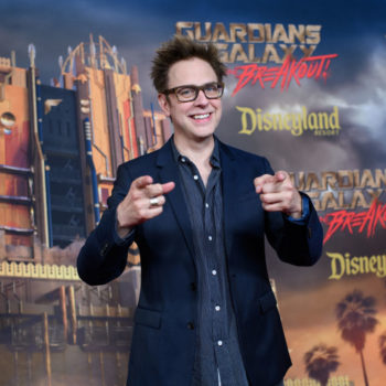 James Gunn, a true internet hero, has some words about his, ahem, recent raccoon comments