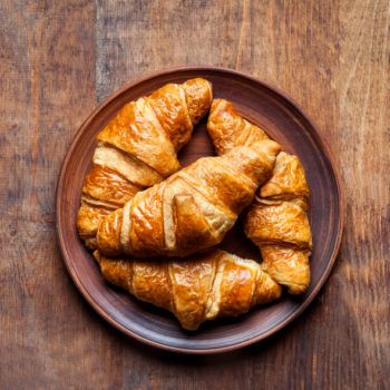 The butter shortage in France is not good news for people who love croissants as much as we do