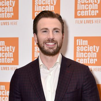 Chris Evans will be reading another bedtime story just in time for Father's Day