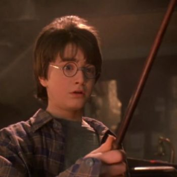 "This ""Harry Potter"" remote control is modern magic at its finest"