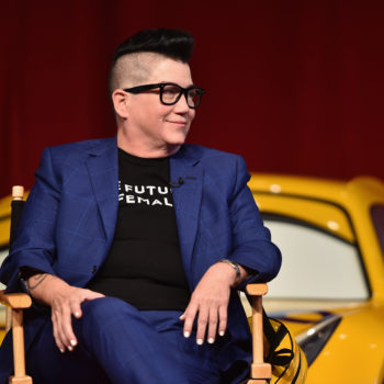 """Lea DeLaria spills on the strongly feminist story of """"Cars 3"""" and the future of """"Orange is the New Black"""""""