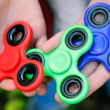 Germany is planning to destroy 35 TONS of fidget spinners, and Twitter is living for it