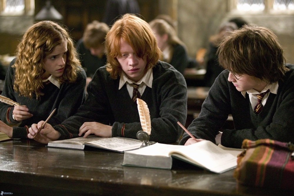What book to read this fall based on your Hogwarts house