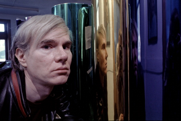 Andy Warhol will posthumously star in and partially direct a documentary about himself