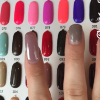 This hack will revolutionize the way you choose a nail polish color