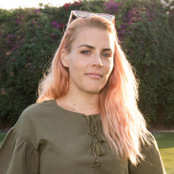 Busy Philipps opened up about how exercise helps with her anxiety