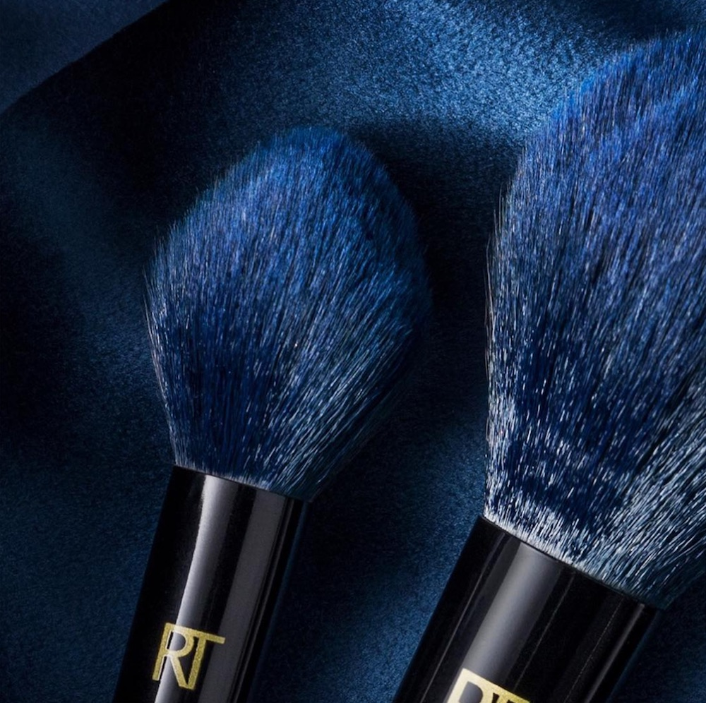 Real Techniques is releasing brushes inspired by — wait for it — blue squirrels