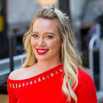 "Hilary Duff does not want a ""Lizzie McGuire"" revival — we blame Paolo"