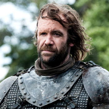 """Hold up, get hype, the new """"Game of Thrones"""" trailer might be teasing CLEGANEBOWL"""